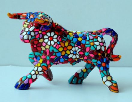 Barcino Designs Flores Bull 47630